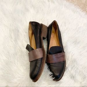 Free People Merit Two Tone Loafers